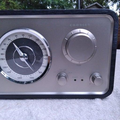 Crosley SOLO RADIO Model# CR3003A-BK