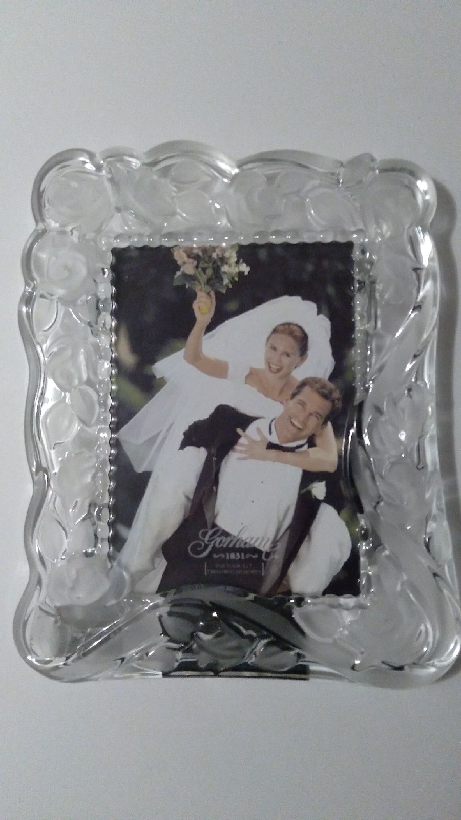 Crystal Bridal Frame Made In Germany