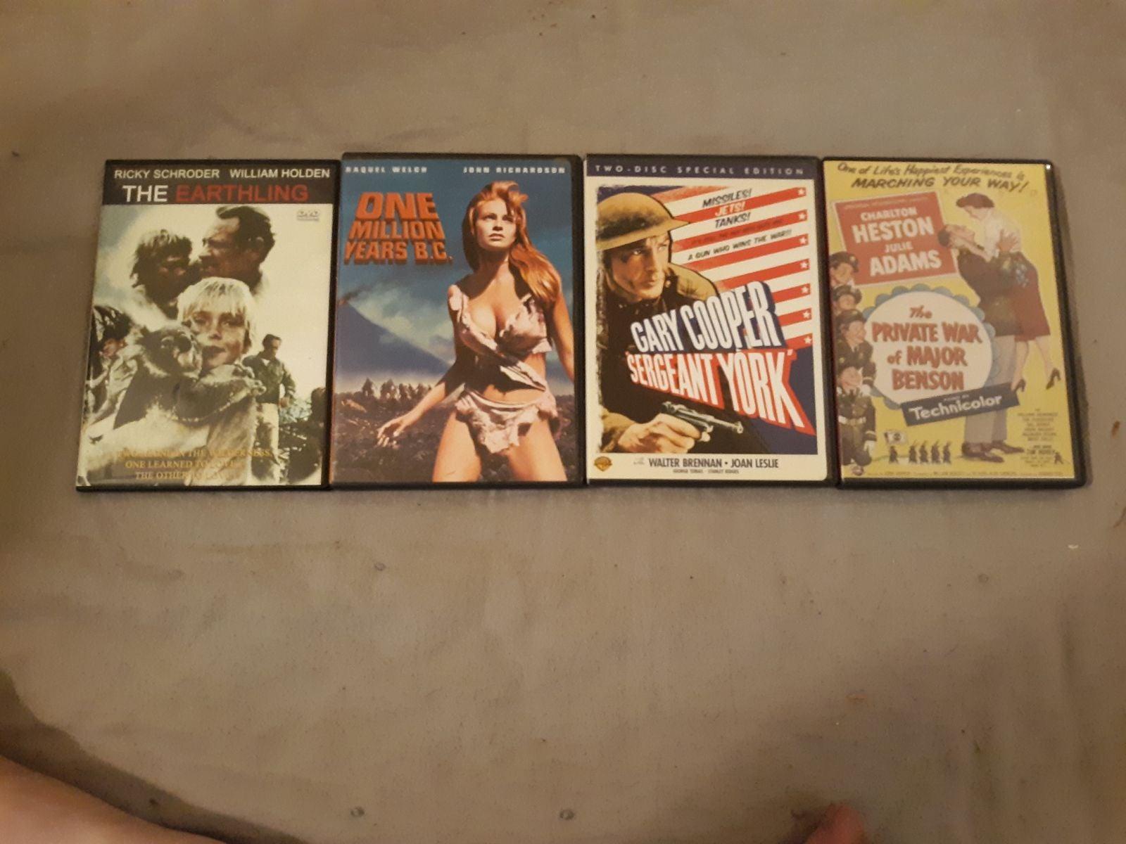 Rare Treasures DVD Collection (4)+ Gift