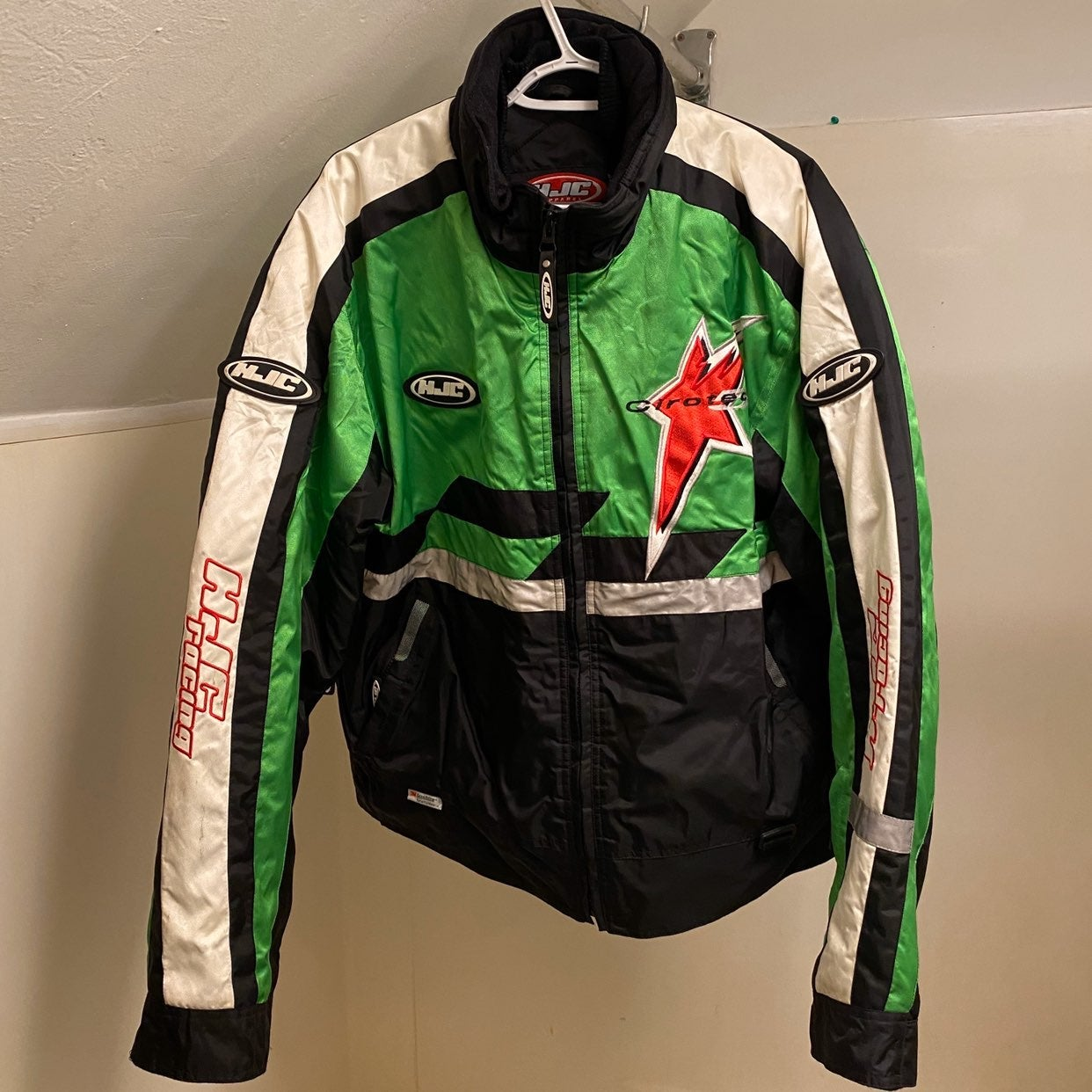 HJC Racing 3M Riding Jacket