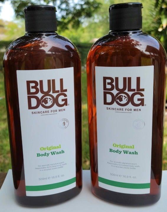 2 BullDog Men's Original Body Wash