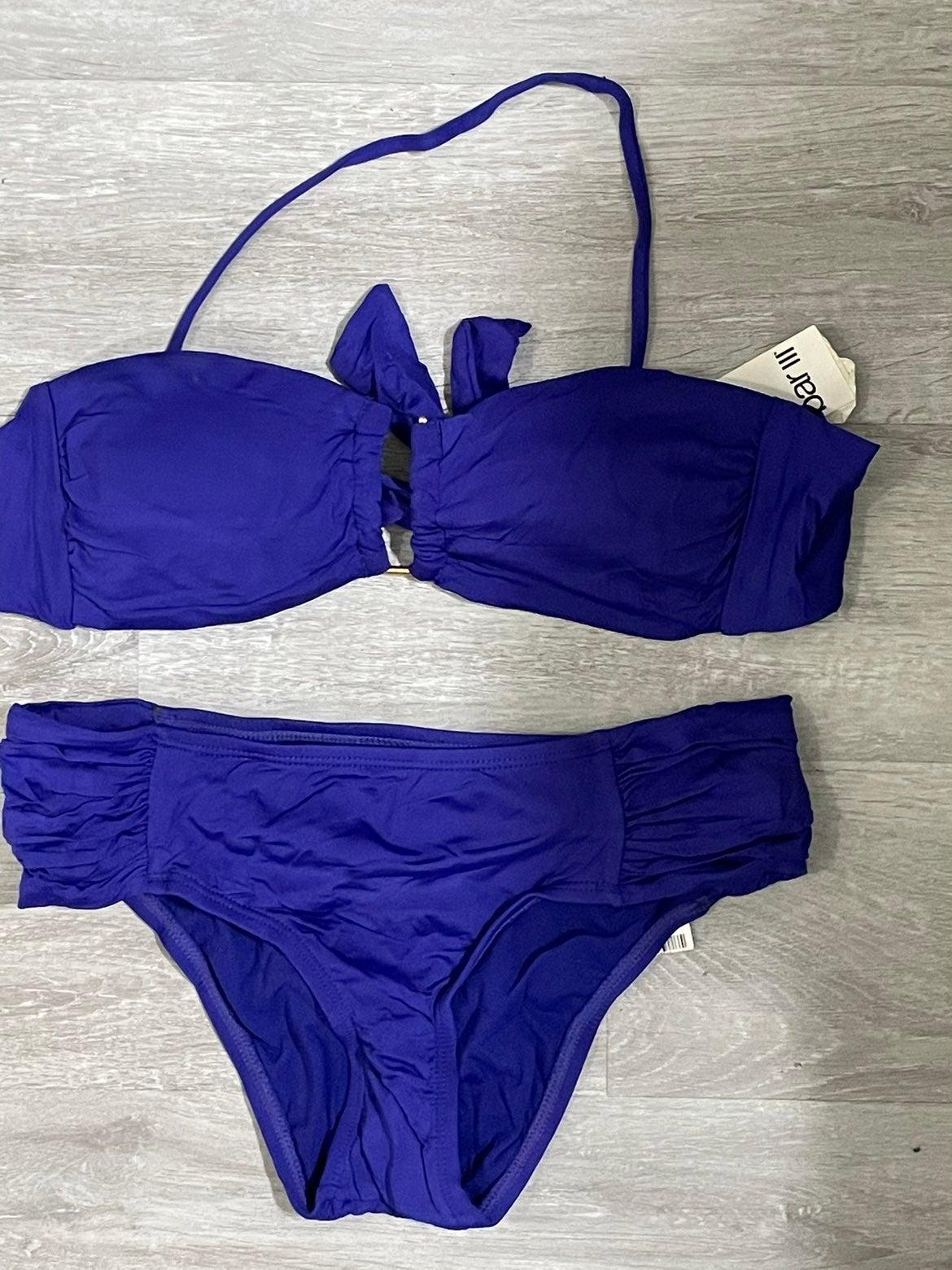 Pretty Blue Bikini