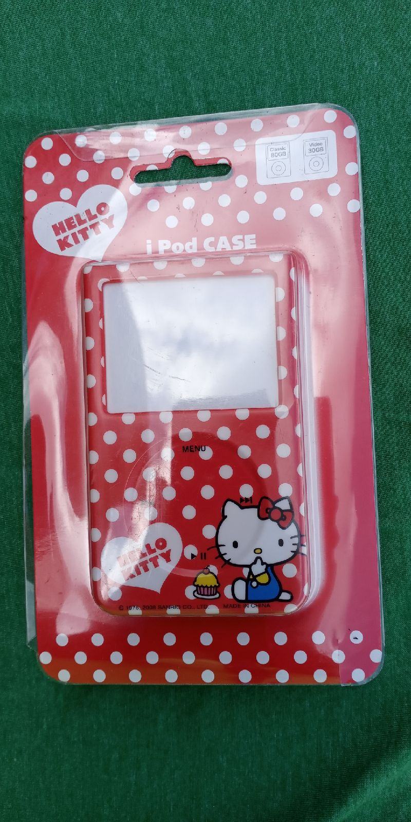 Hello Kitty iPod Classic iPod hard shell