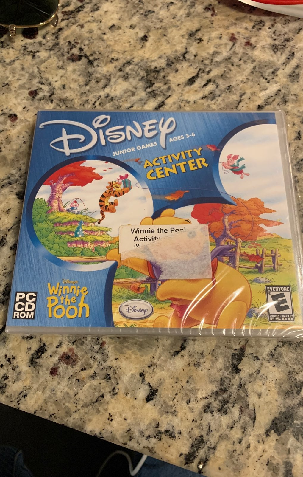 Disney Junior Games ages 3-6 New