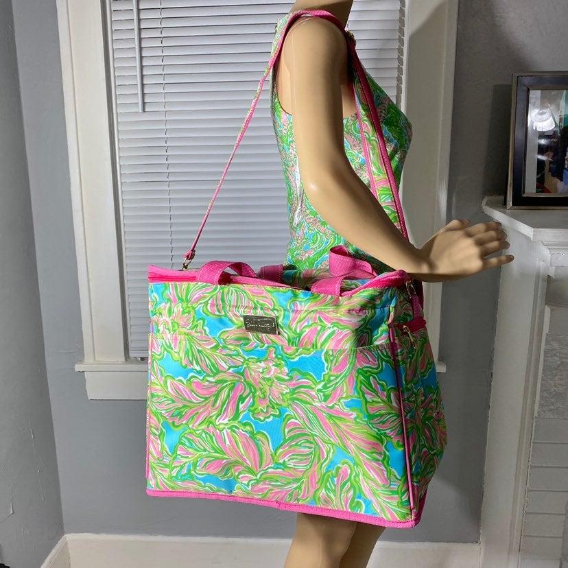 Lilly Pulitzer big cooler bag