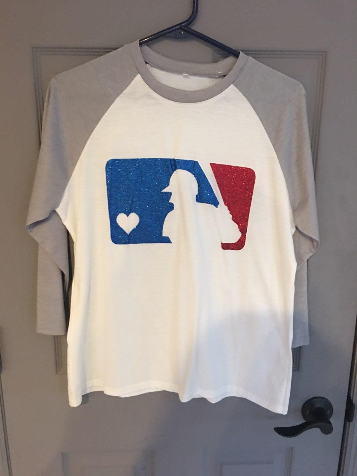 Mlb custom made shirt