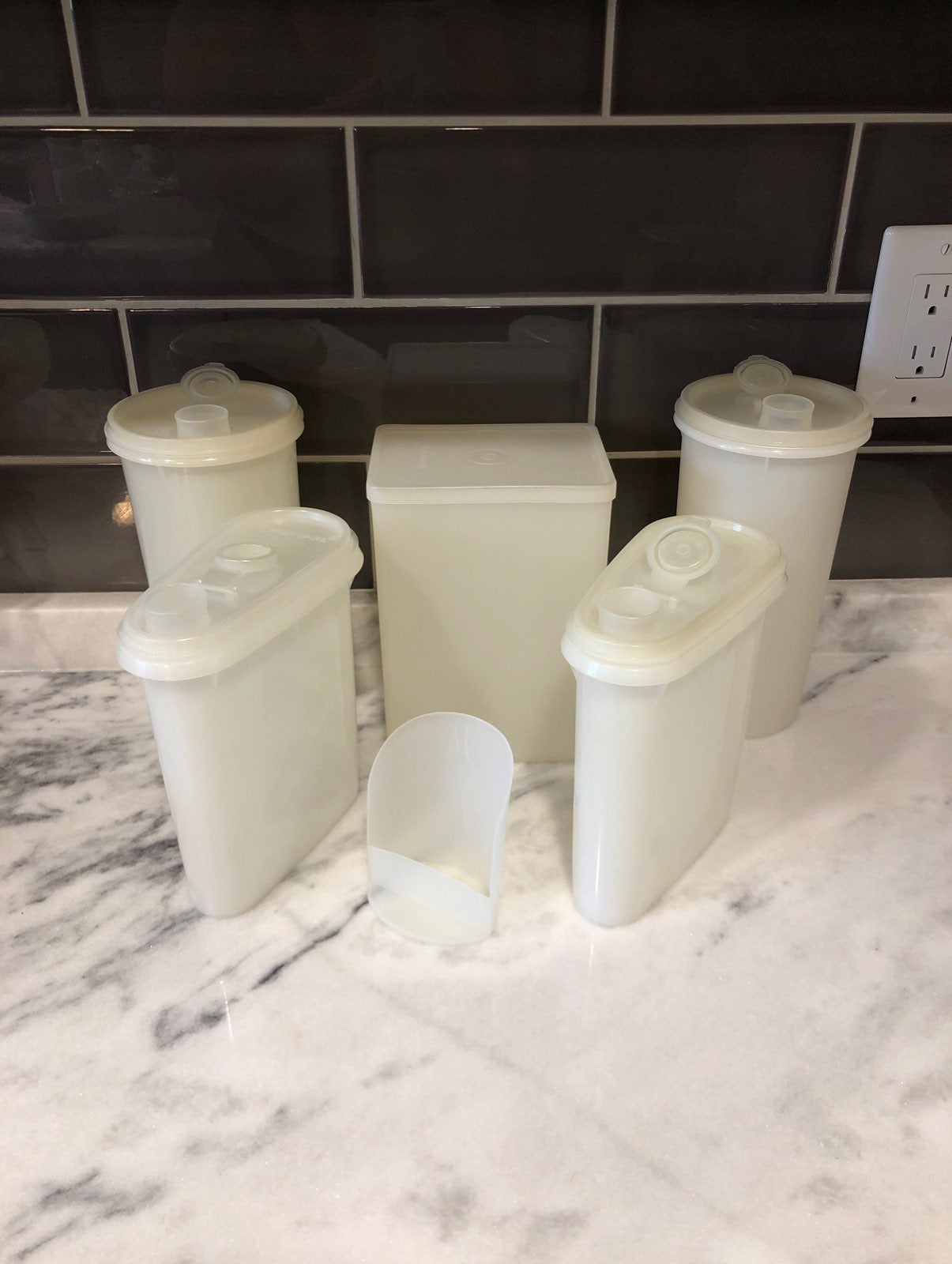 Tupperware Sheer Bundle