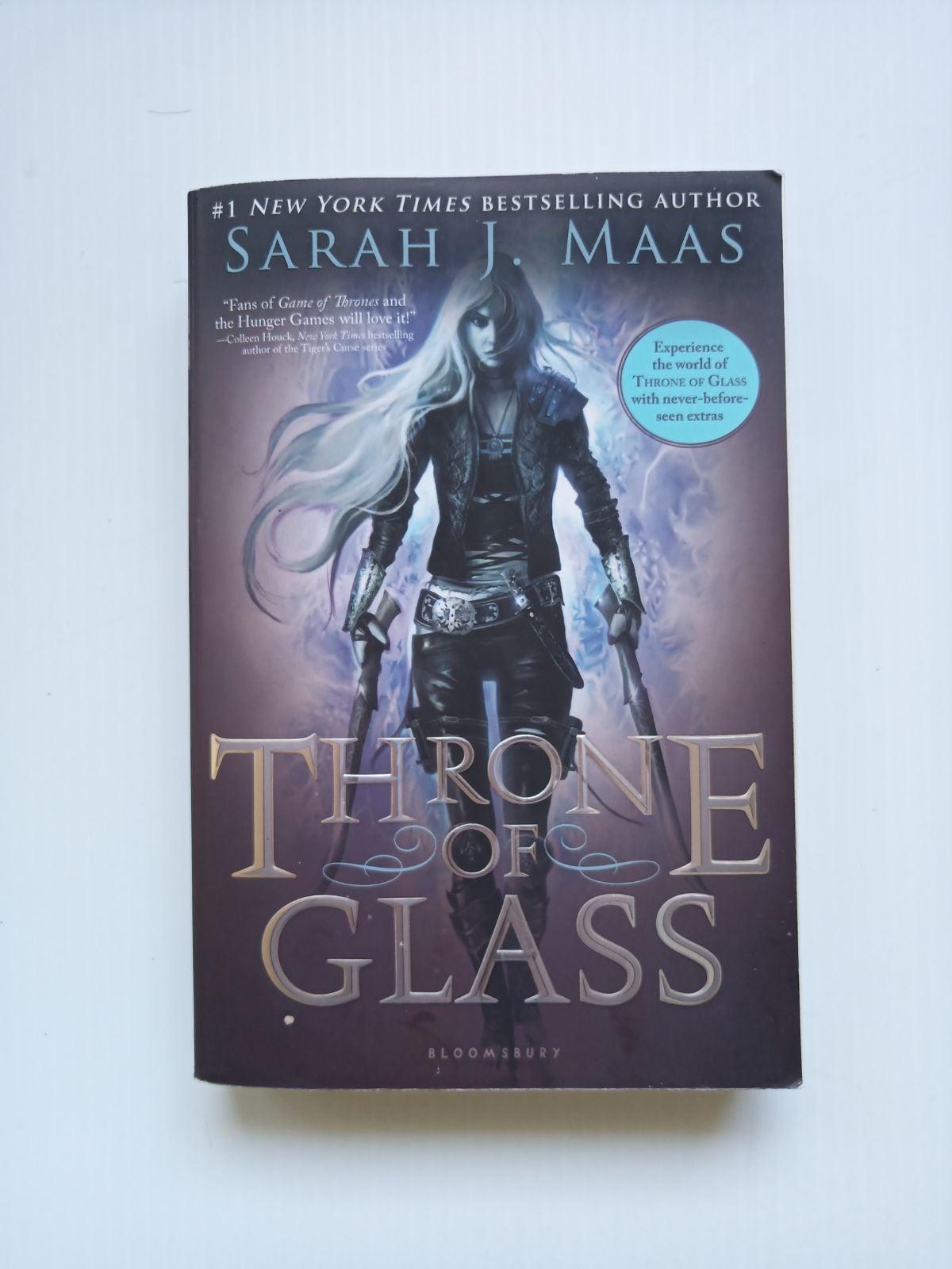 Sarah J. Maas Throne of Glass