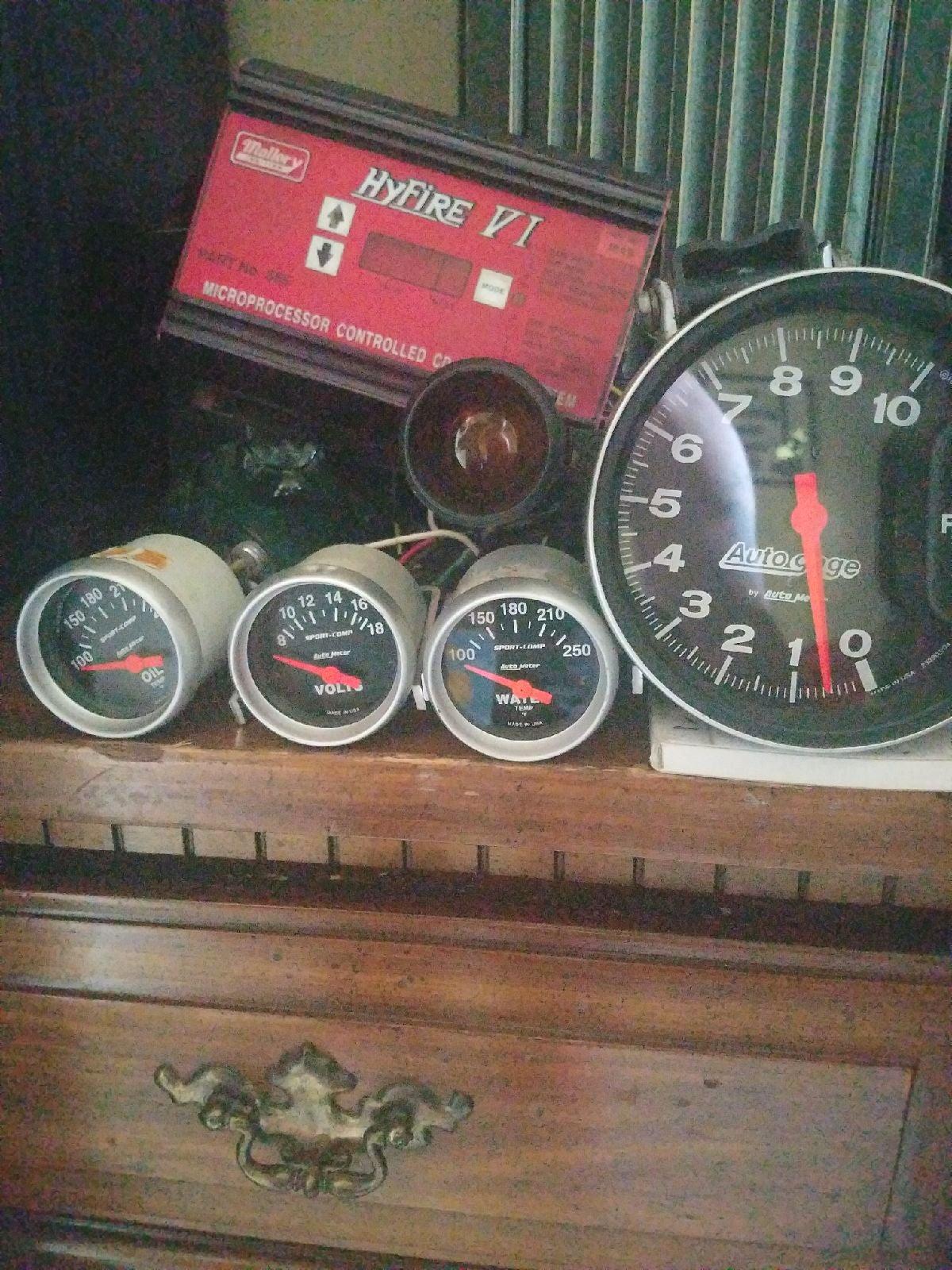 auto gauges