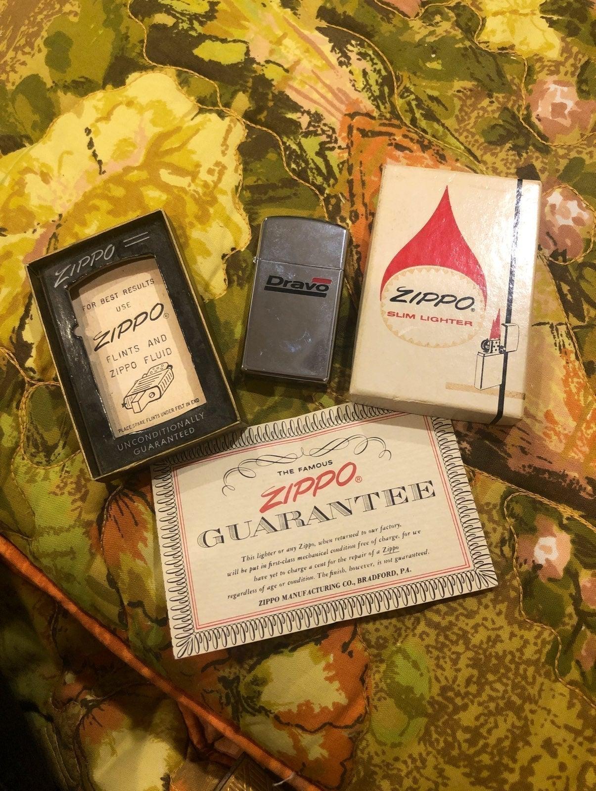 BNIB Vintage Zippo Lighter