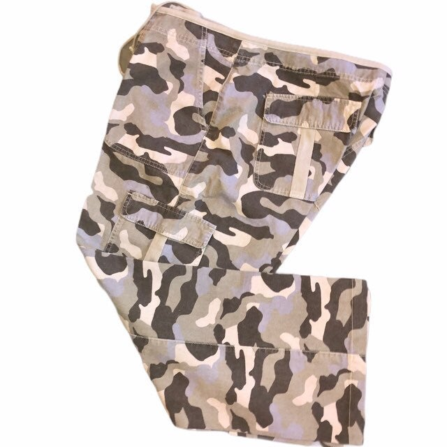 Cabela's Casuals Cargo Camouflage Pants