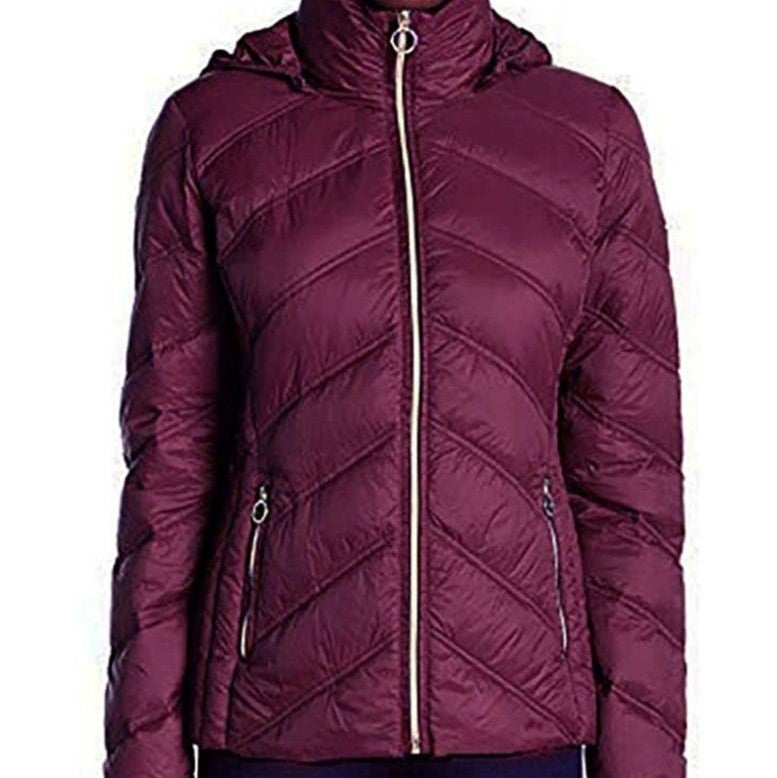 Michael Kors Purple Jacket