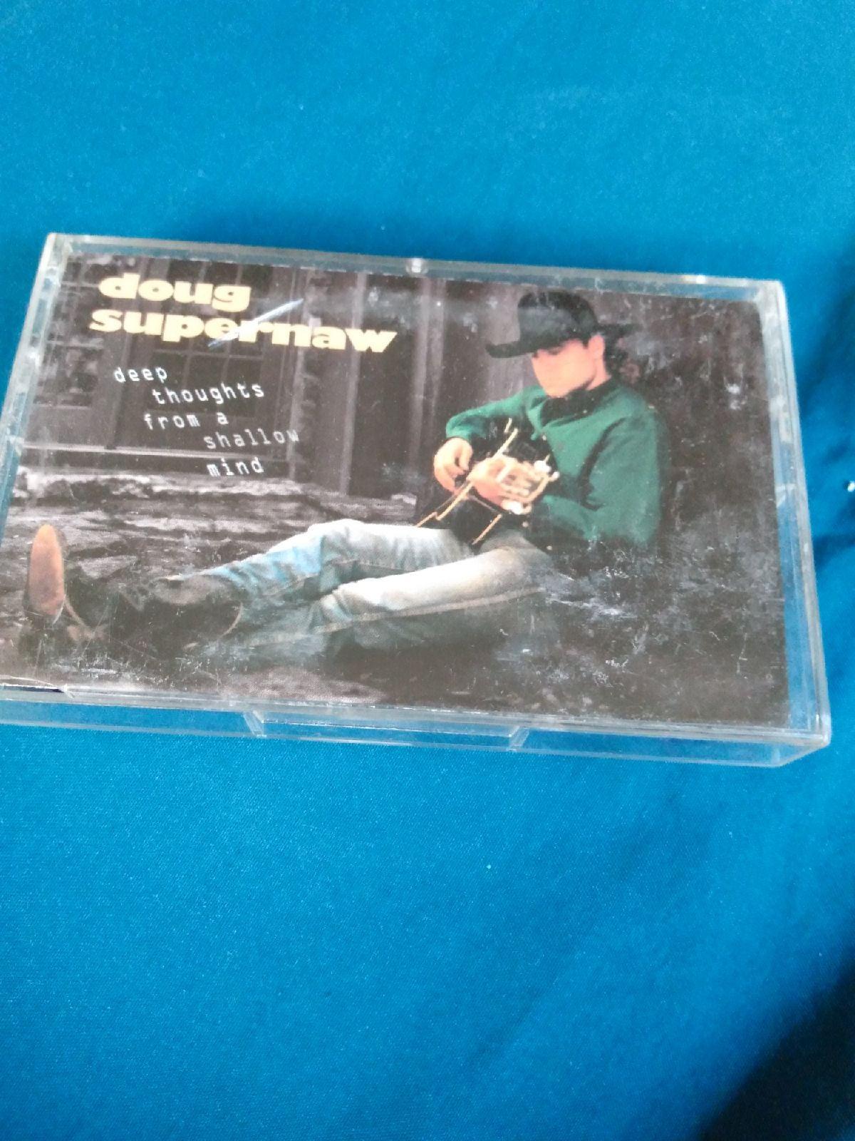 Doug Supernaw cassette tape