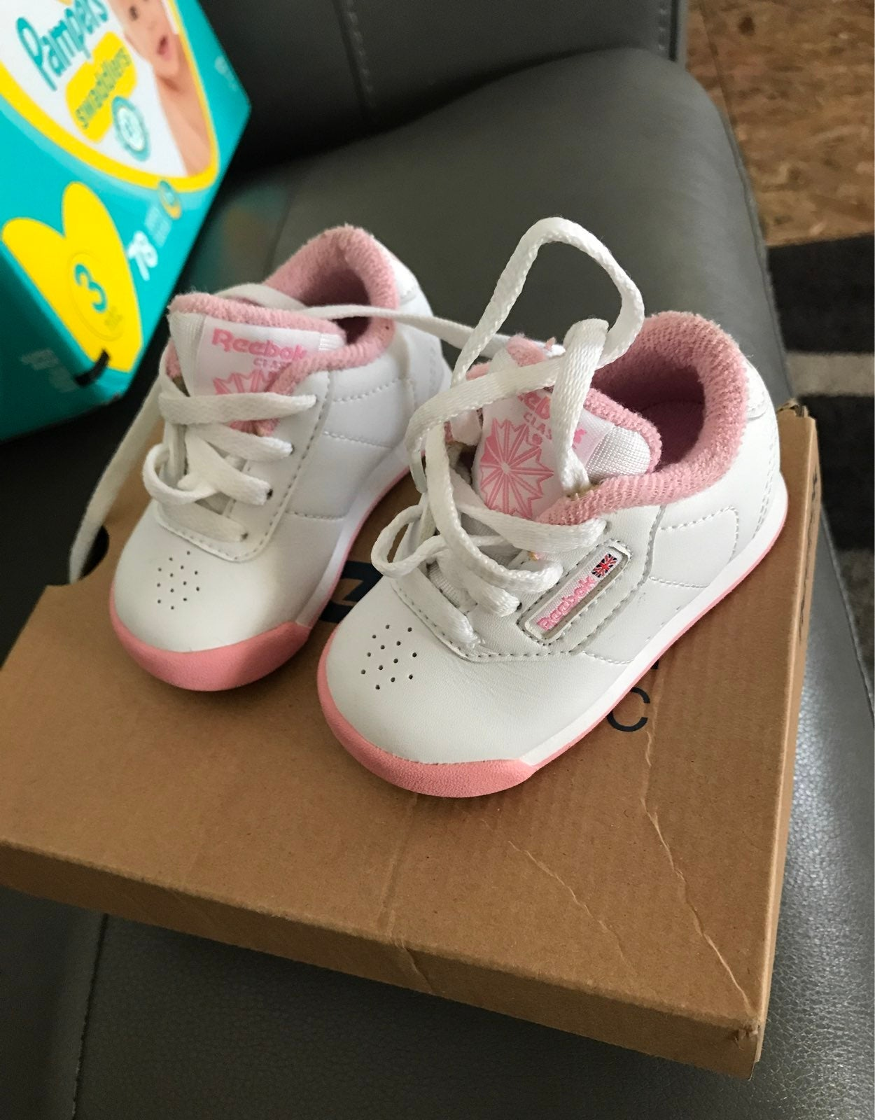Reebox baby shoes