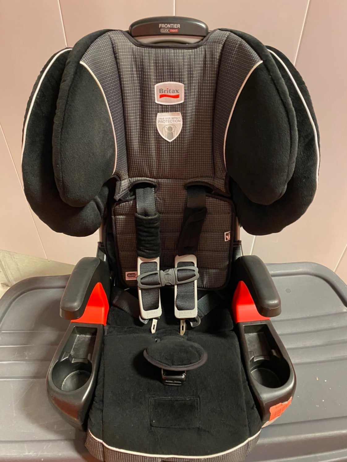 Britax Frontier ClickTight Harness2Boost