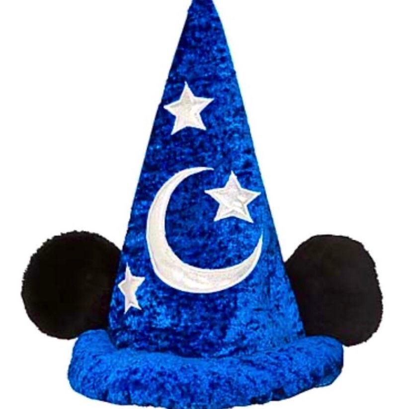 Disney Parks Sorcerer Mickey Ear Hat