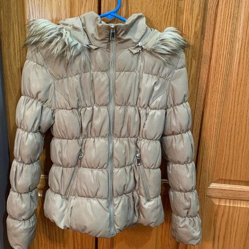 Girls small covington coat