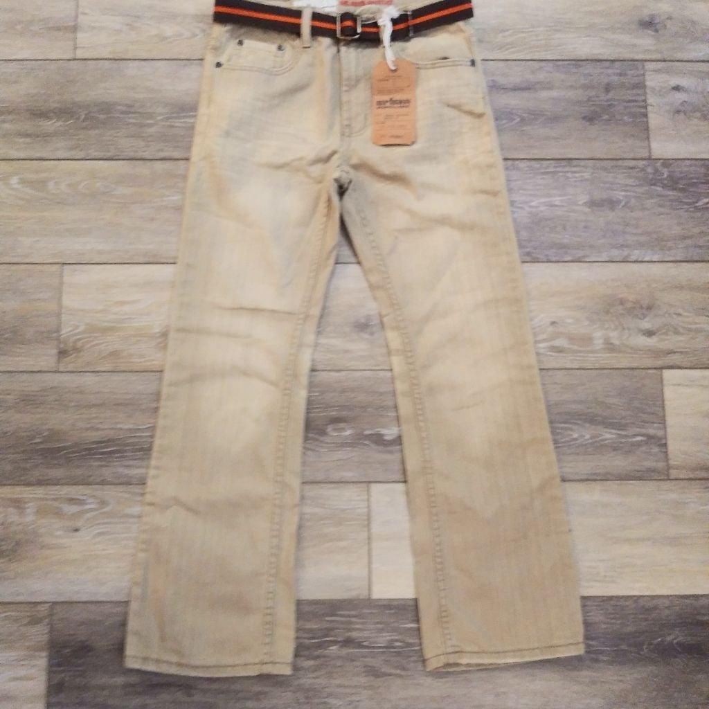 Urban Pipeline beige Jeans NWT