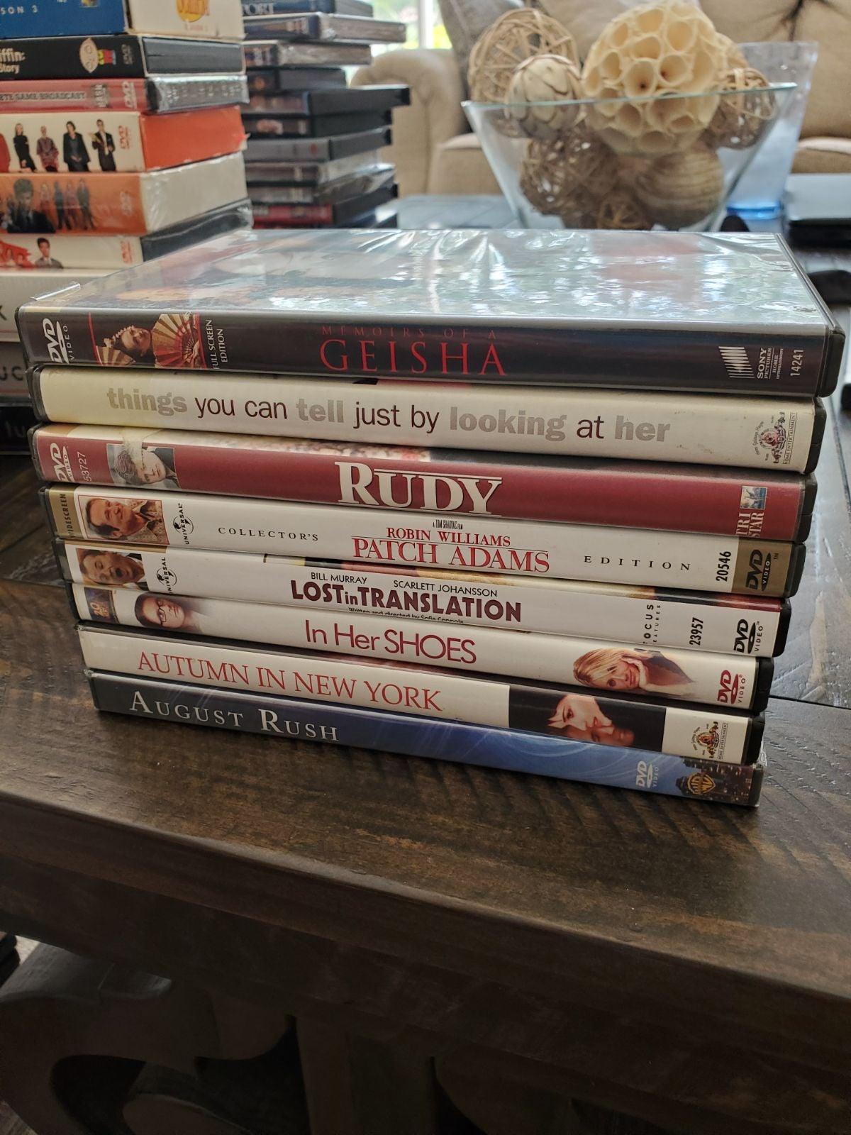 DVD Bundle - Drama