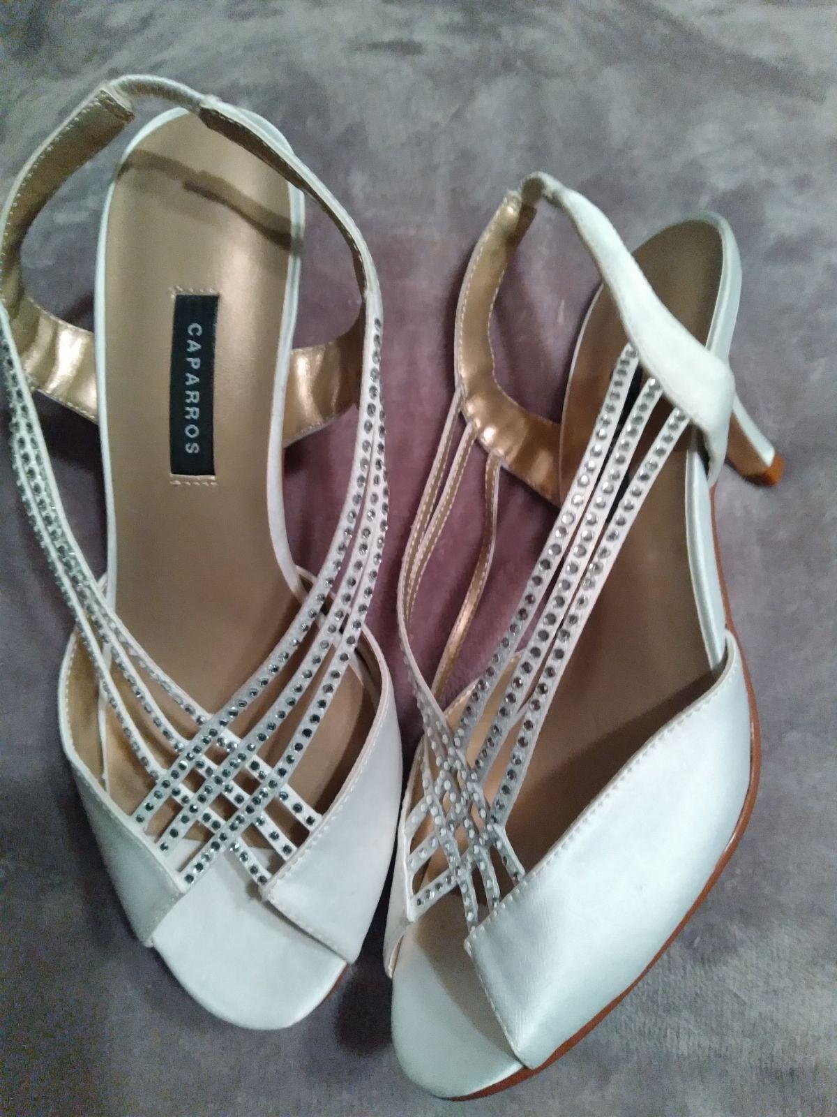 Women Satin Shoes