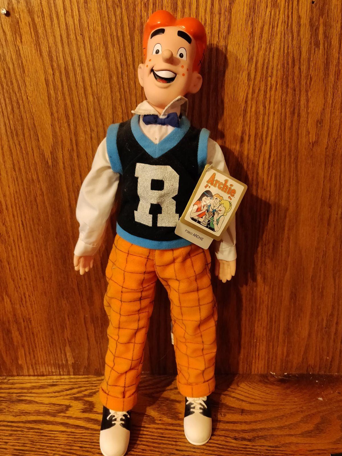 Archie Comics Archie Doll 1987