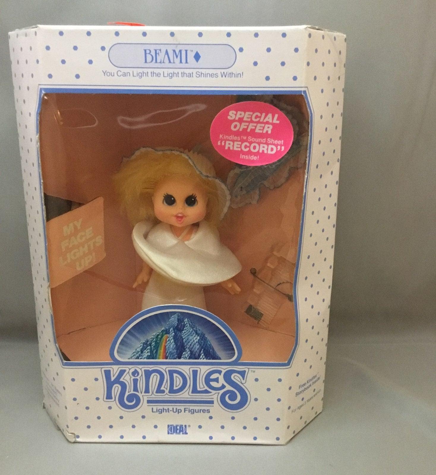 Kindles Beami doll