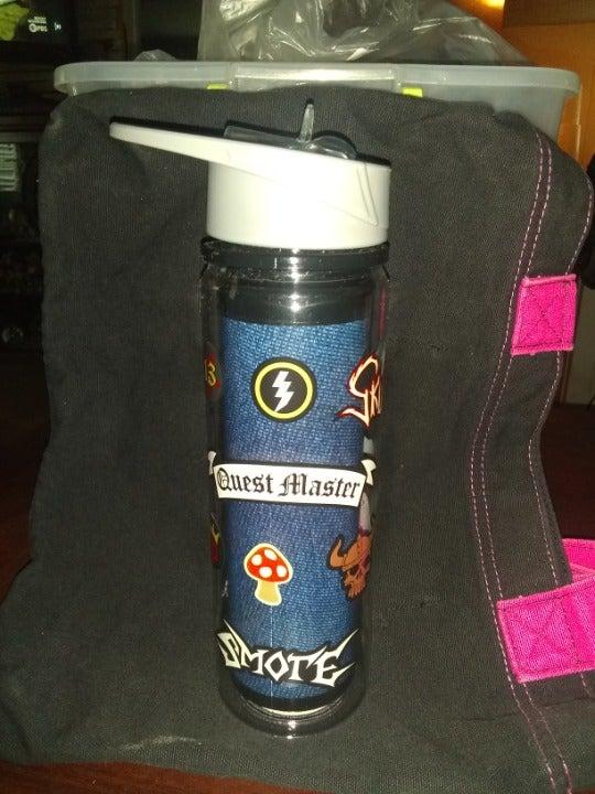Disney Onward 16 oz Water Bottle NEW