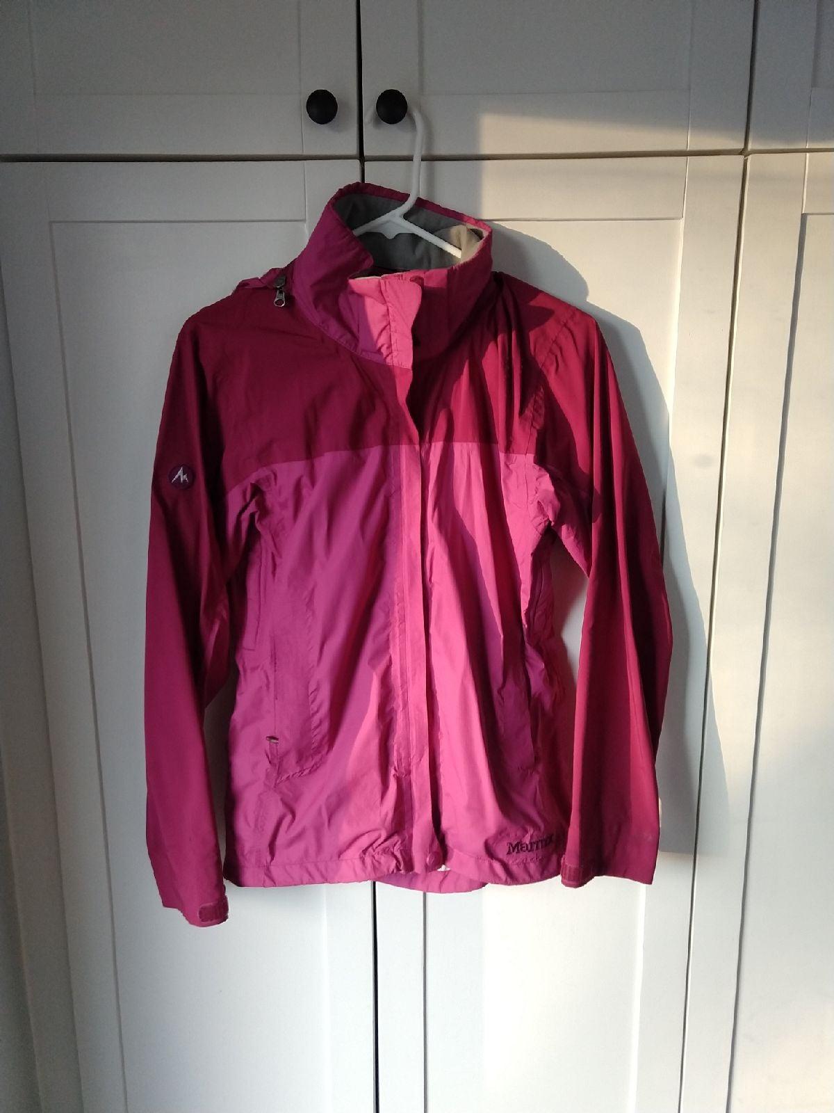 Marmot Pink Rain Coat / Jacket
