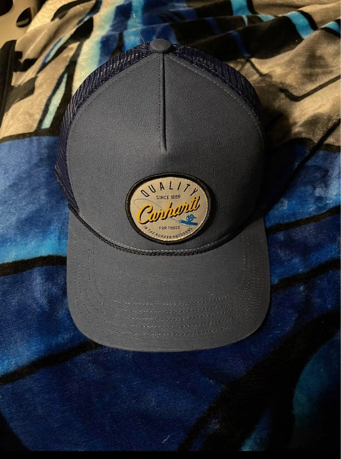 Carhartt Men's Outdoors Trucker Hat / Ca