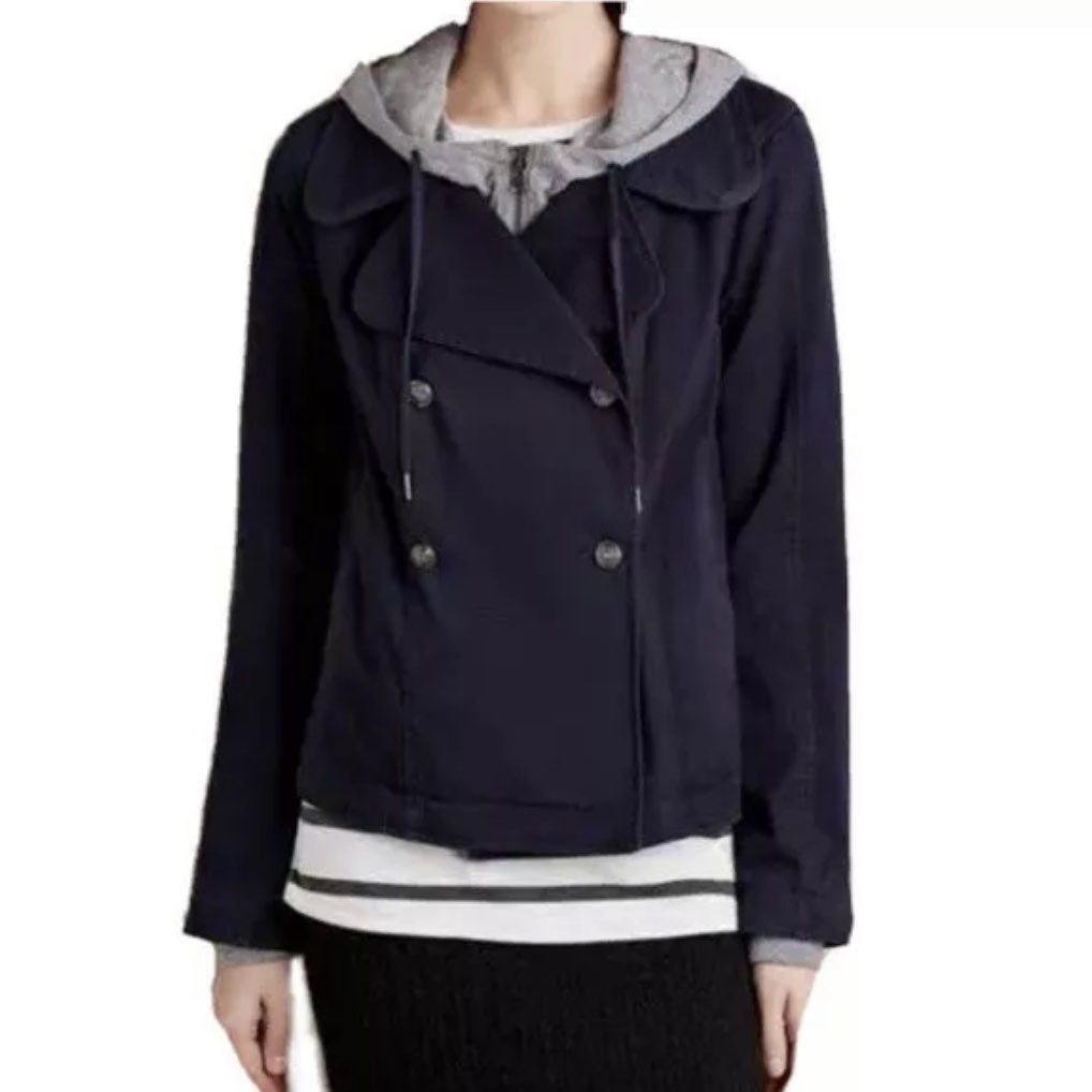Hei Hei Layer Solin Hooded Jacket, S.