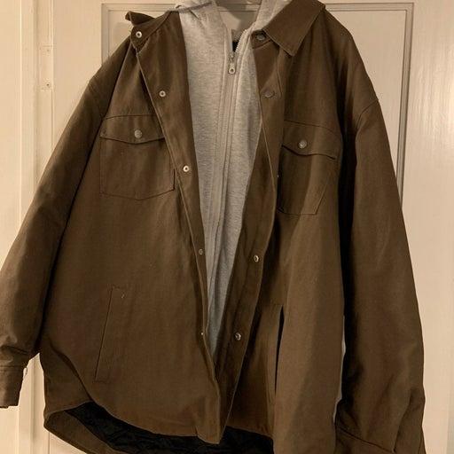 Jacket Craftsman mens Sz XXL