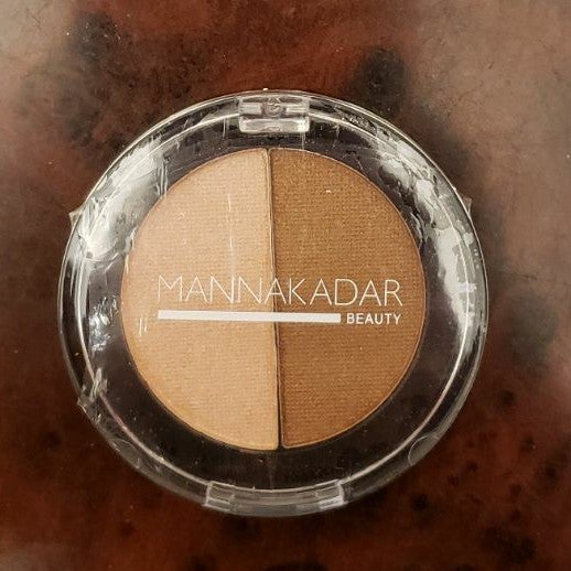 Manna Kadar Bronzer Highlighter Duo New