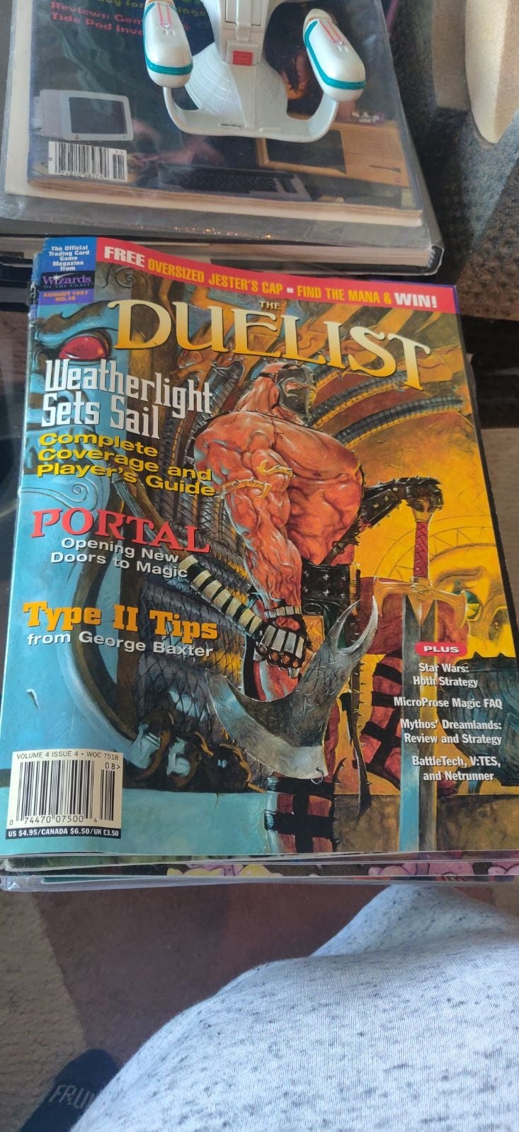 Duelist volume 4 issue 4