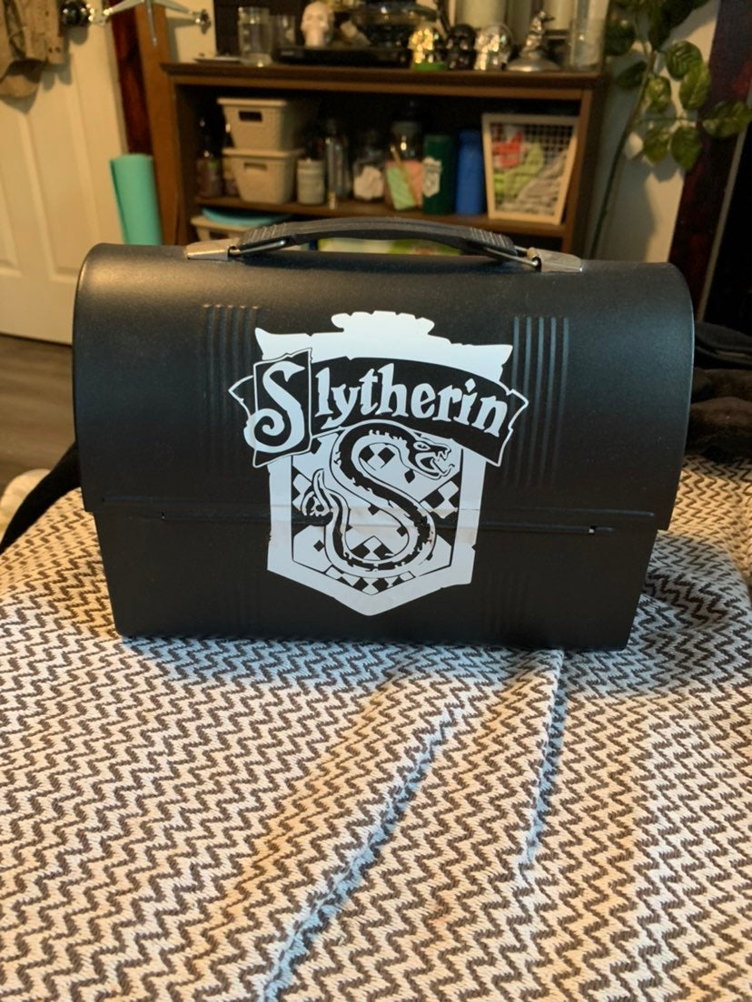 Slytherin lunchbox