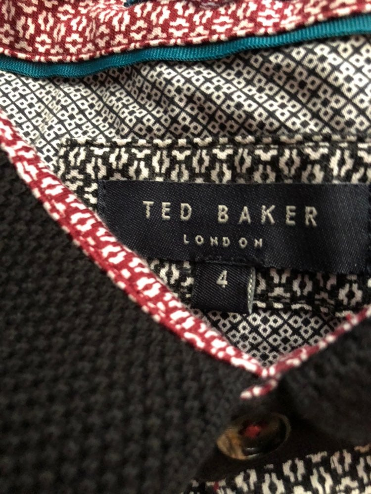 Ted Baker polo size 4