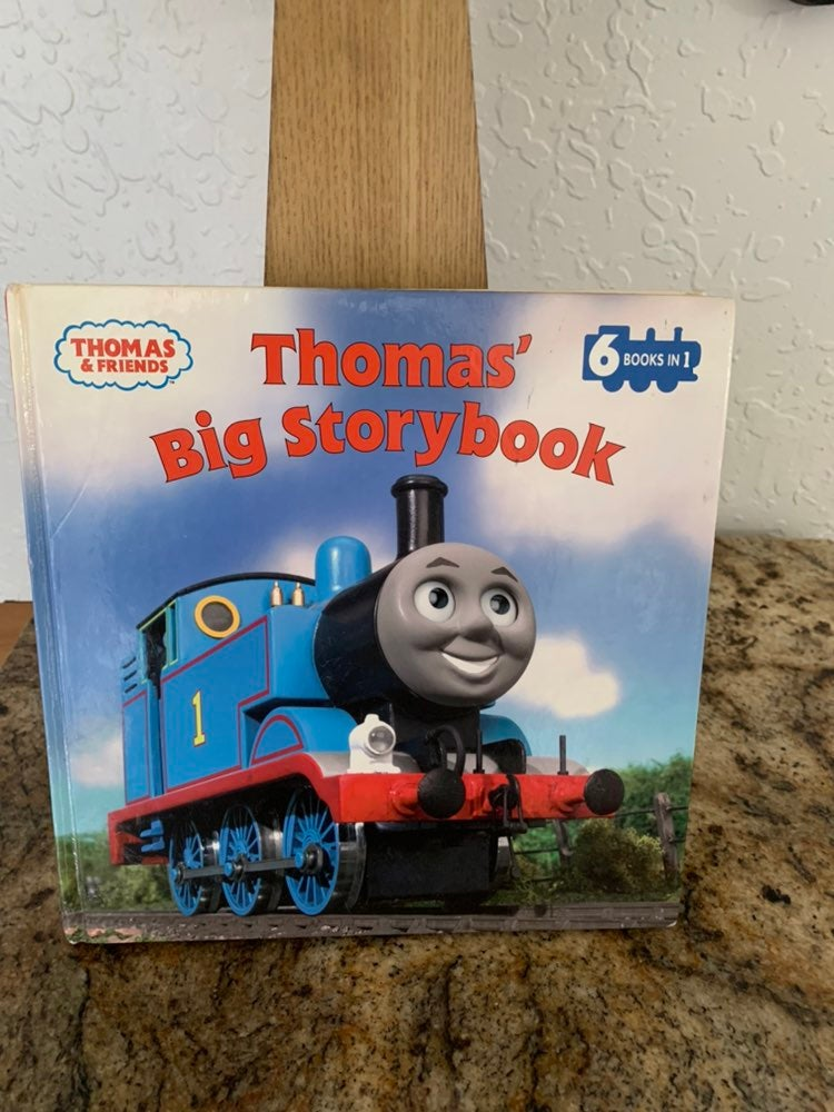 Thomas Big Story Book. 6 Books in 1.