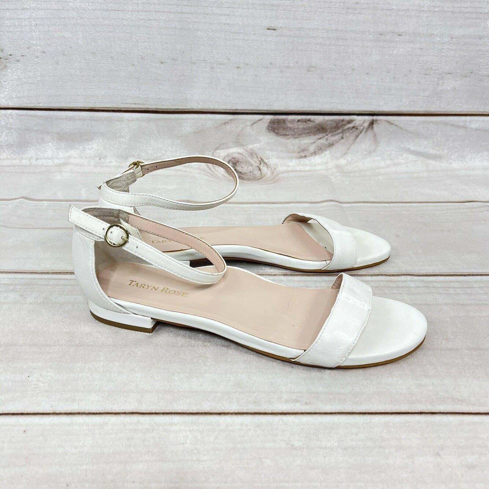 Taryn Rose Ankle Strap Sandal