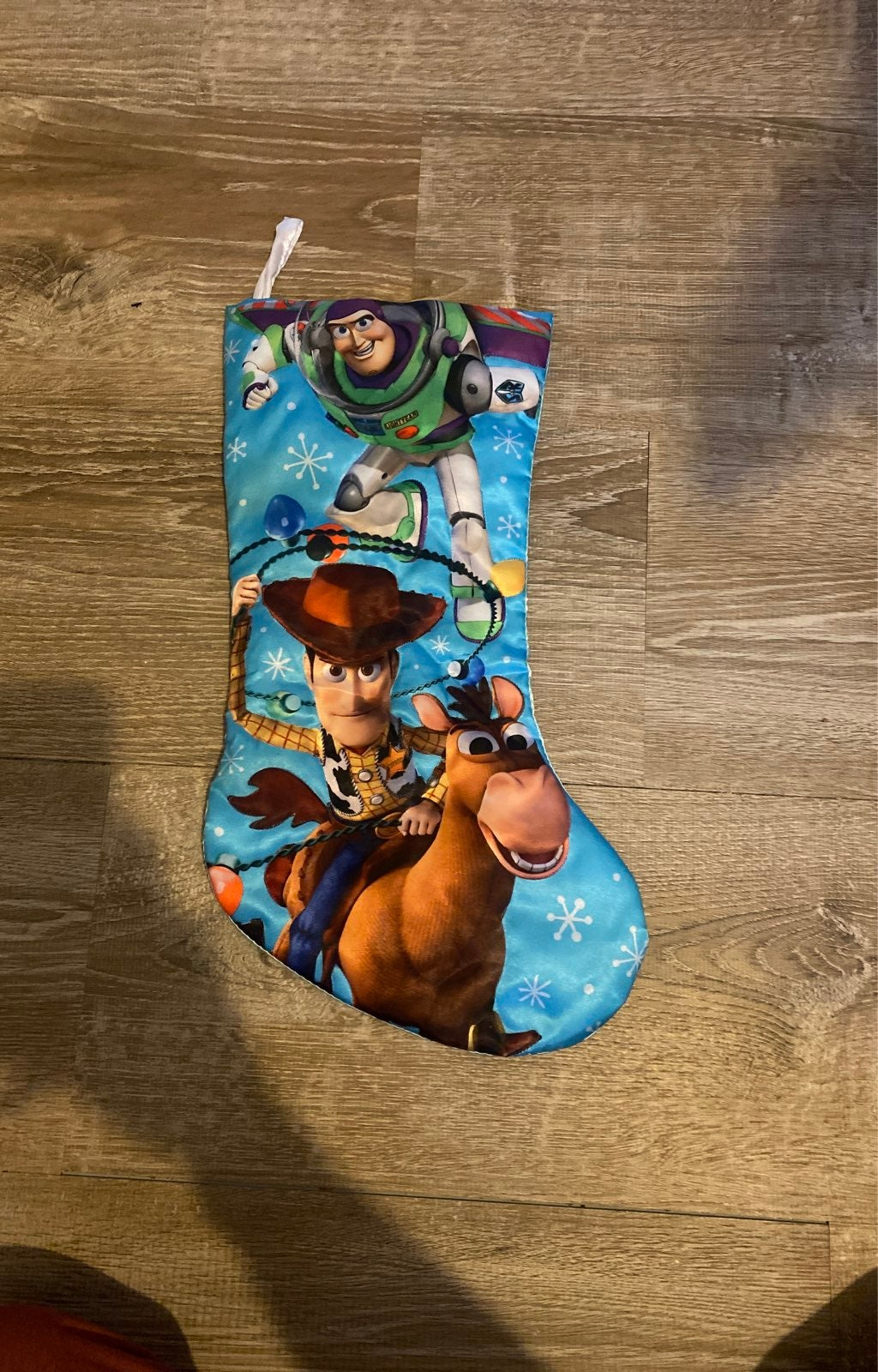 Toy story stocking