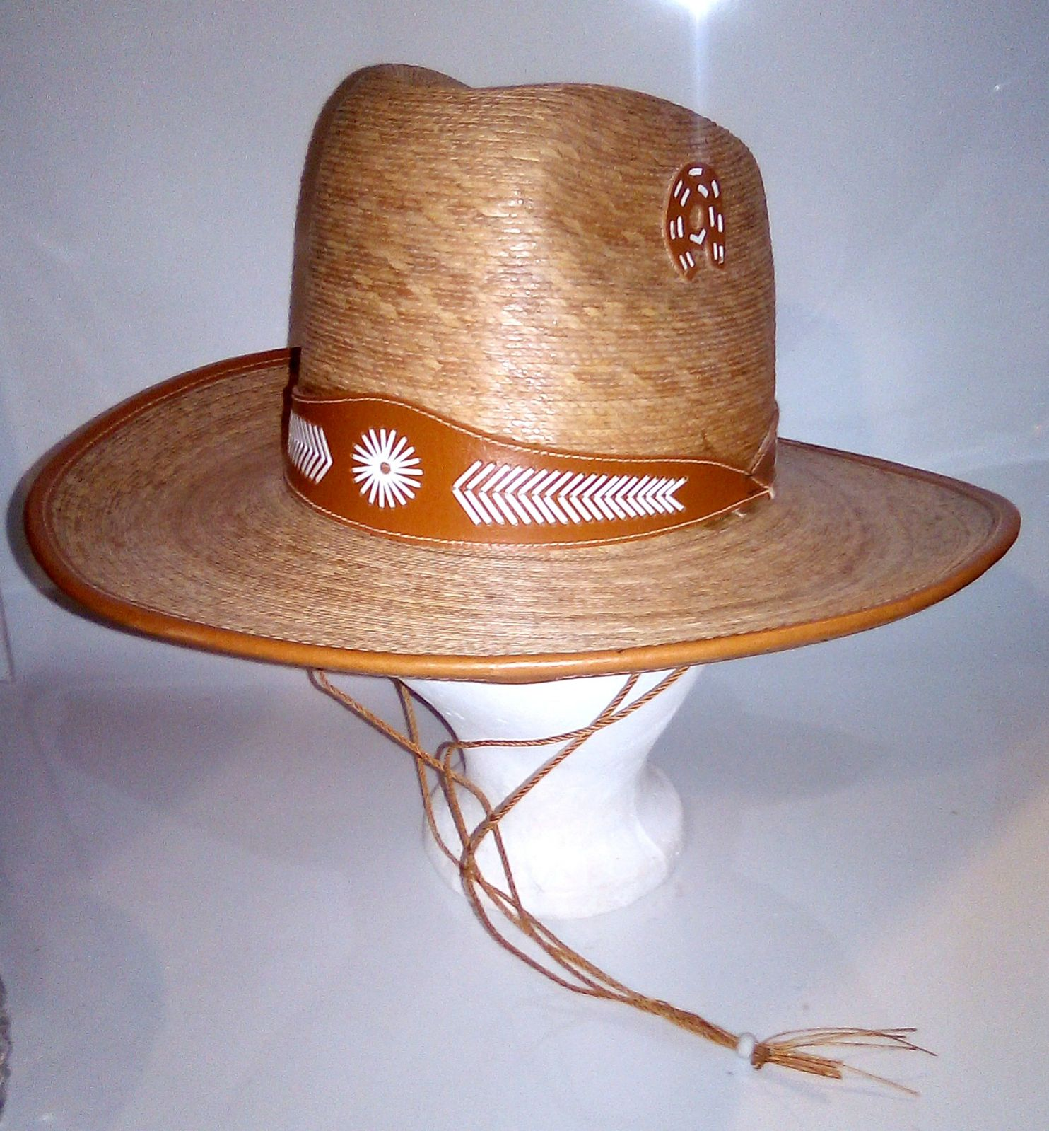 La Mexicana Western Hat size 56, us 7
