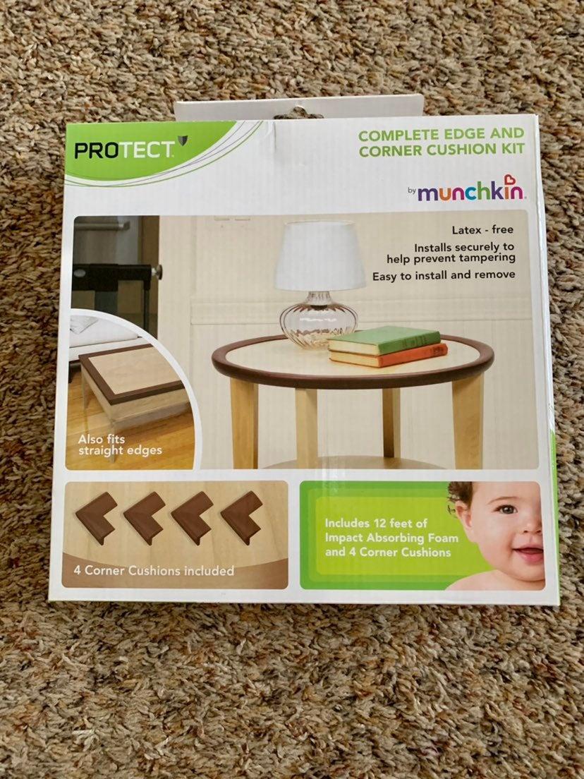 Munchkin Complete Edge and Corner Cushio