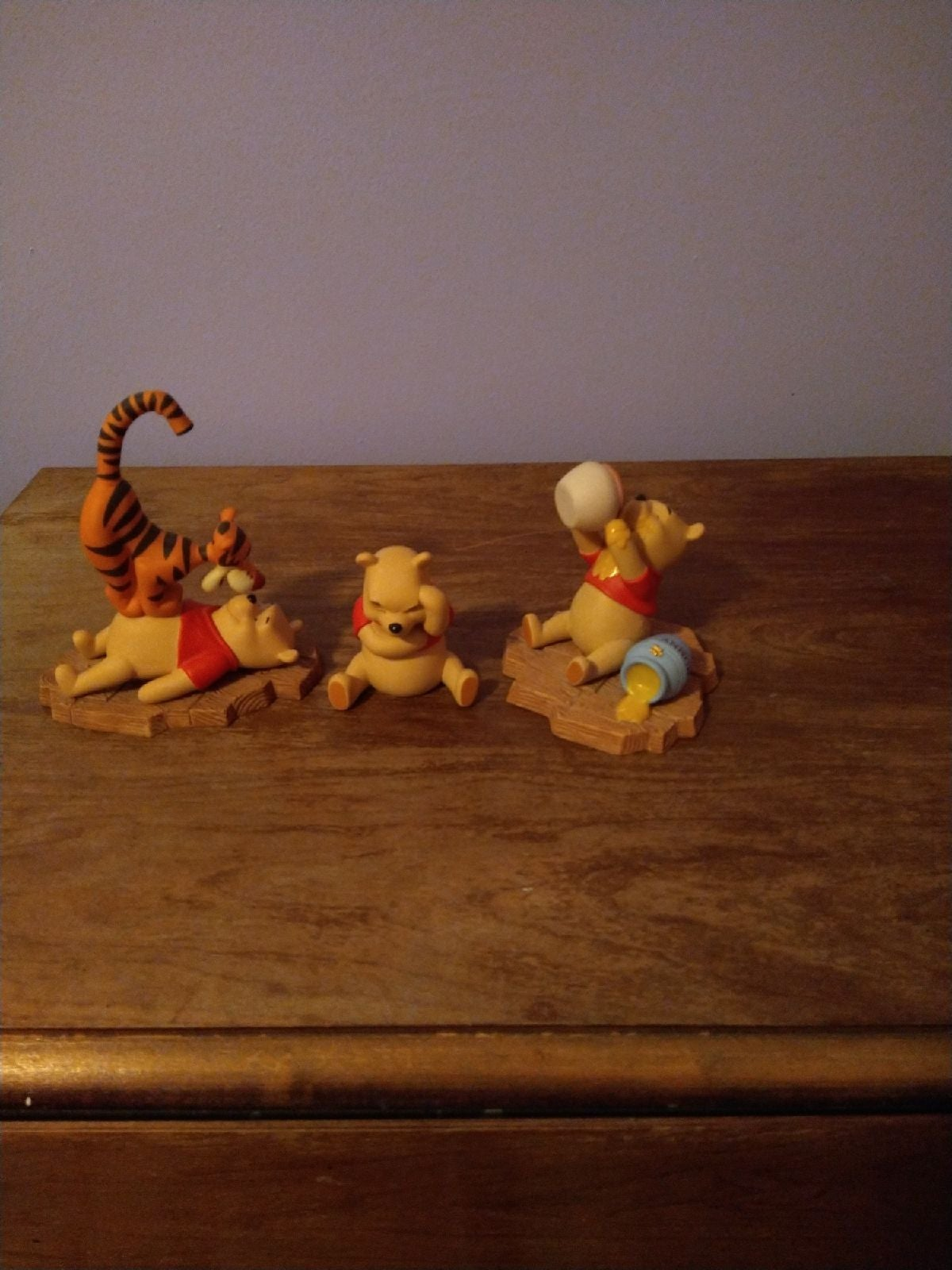 Pooh and Friends collectable figurines