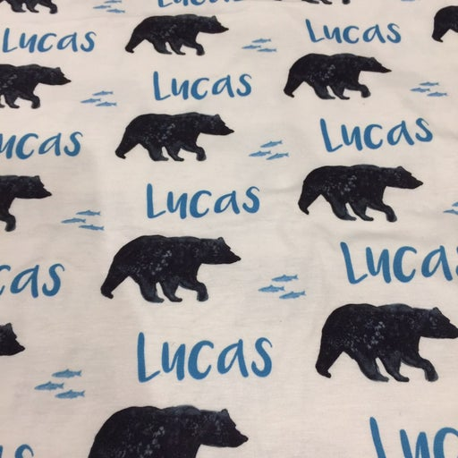 New car seat cover- custom Lucas
