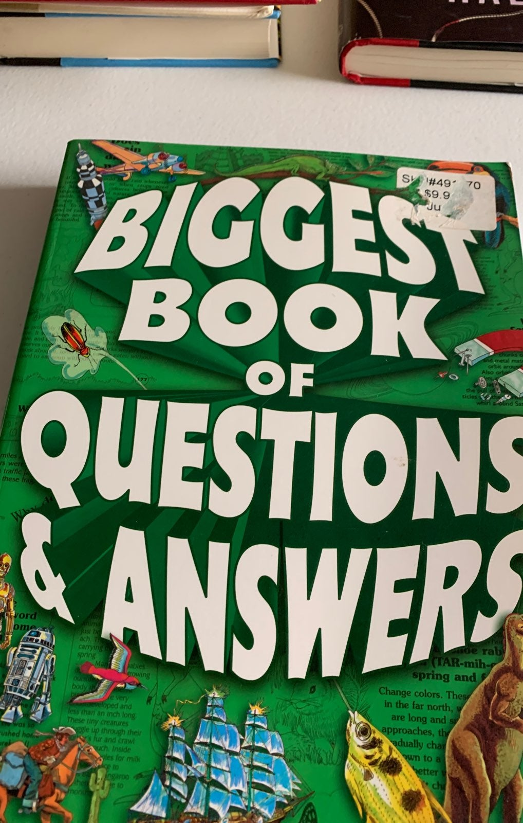Biggest Book of Questions and Answers bo