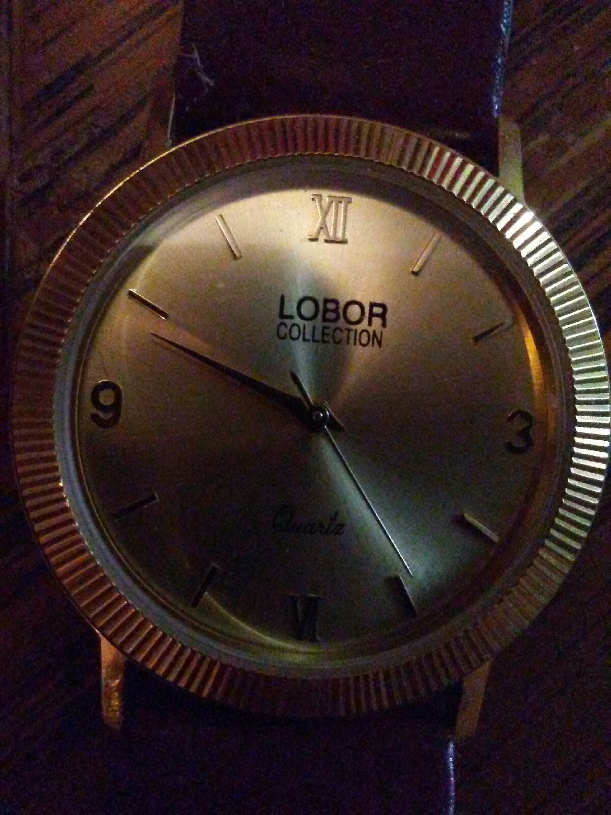 Lobor Collection 23K Plated New