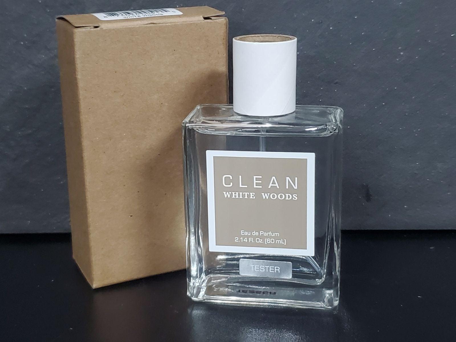 Clean WHITE WOODS 2.14 oz EDP spray TST