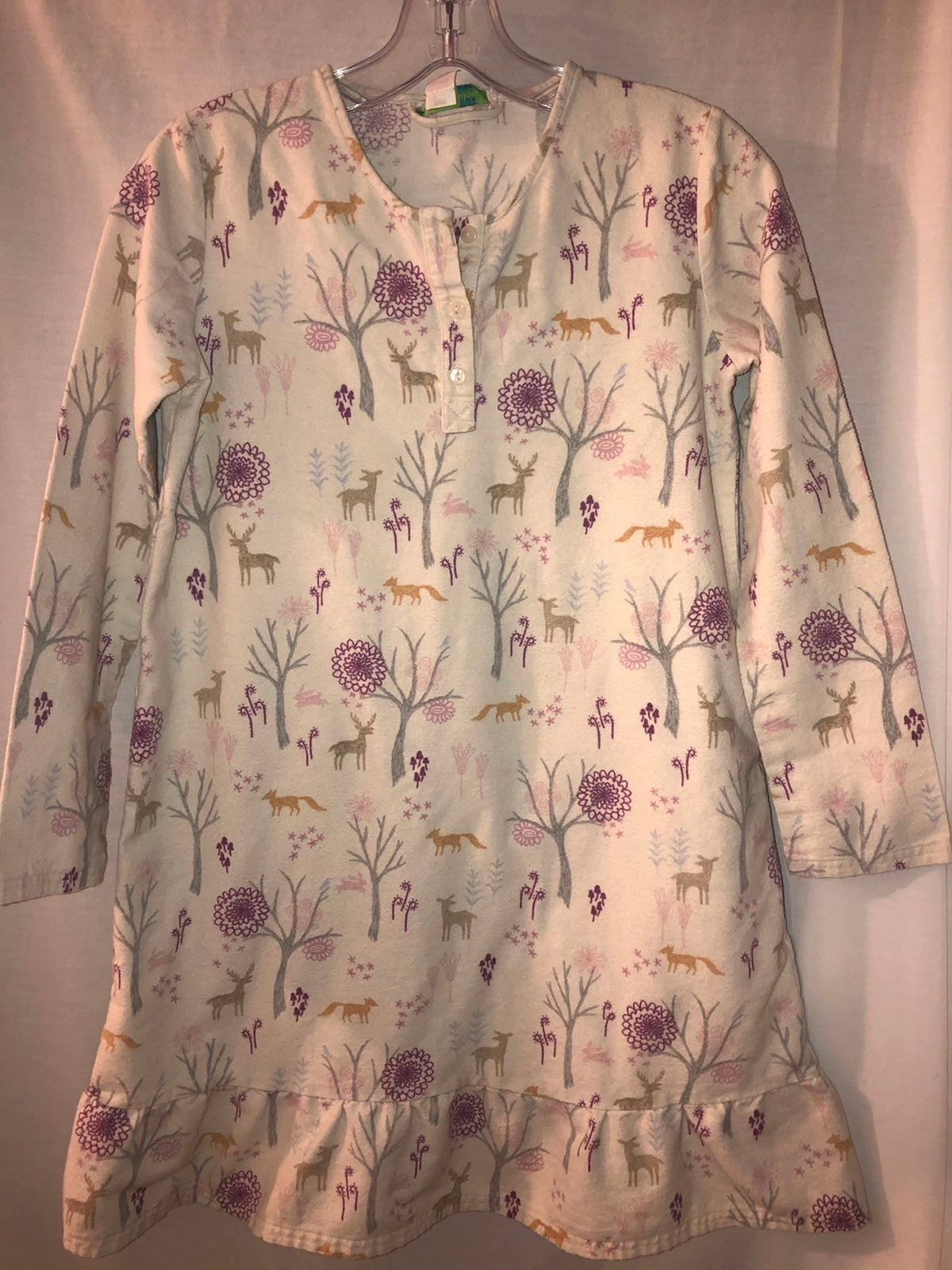 Garnet Hill Kids Nightgown