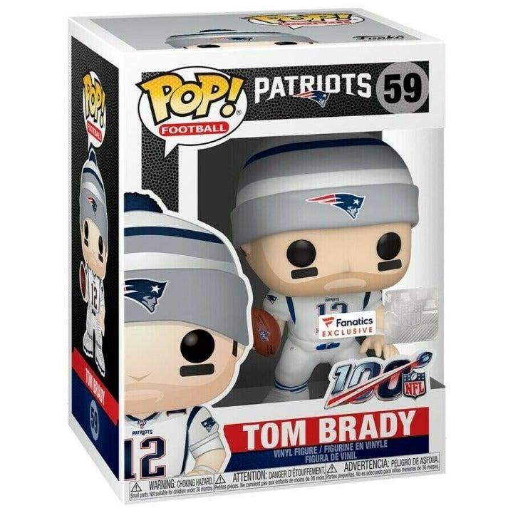Funko Pop! Tom Brady New England Patriot