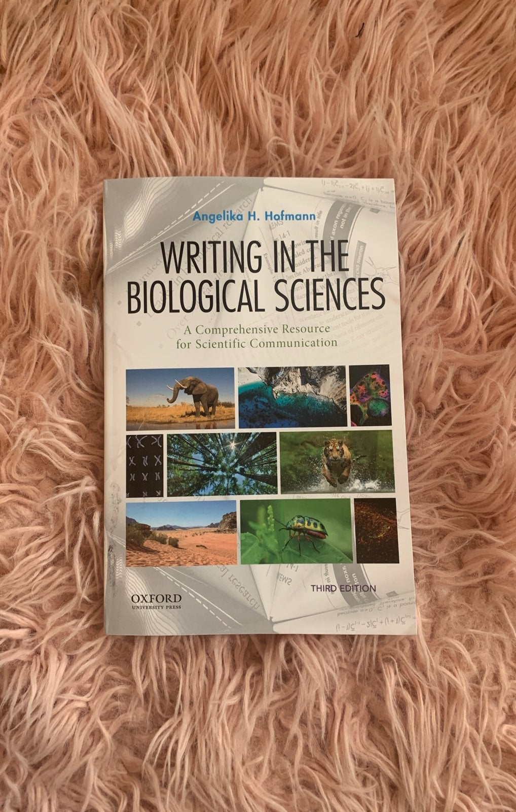 Writing in the Biological Sciences