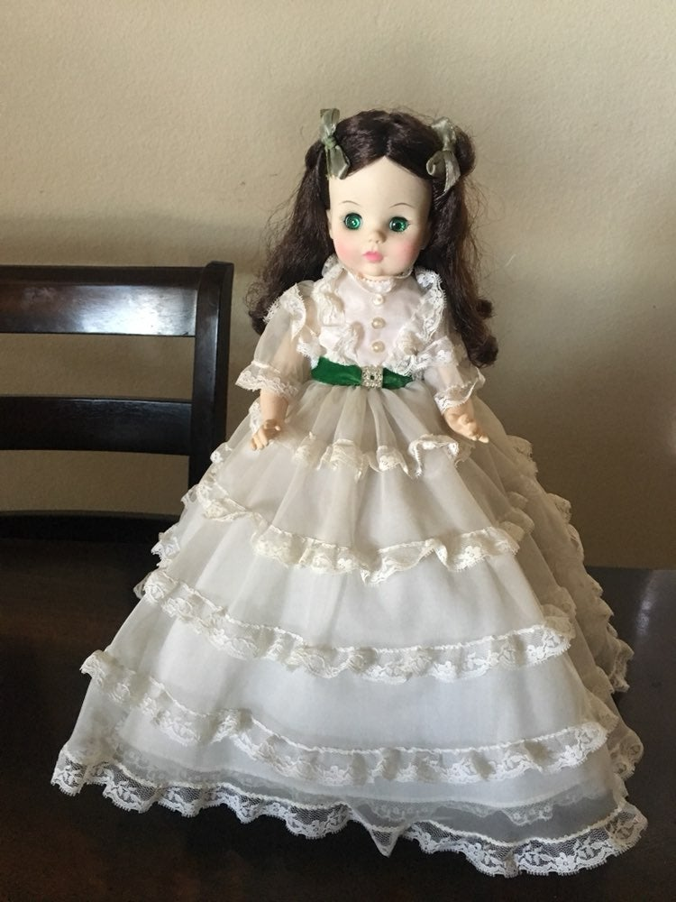 Doll Madame Alexander Gone with the wind
