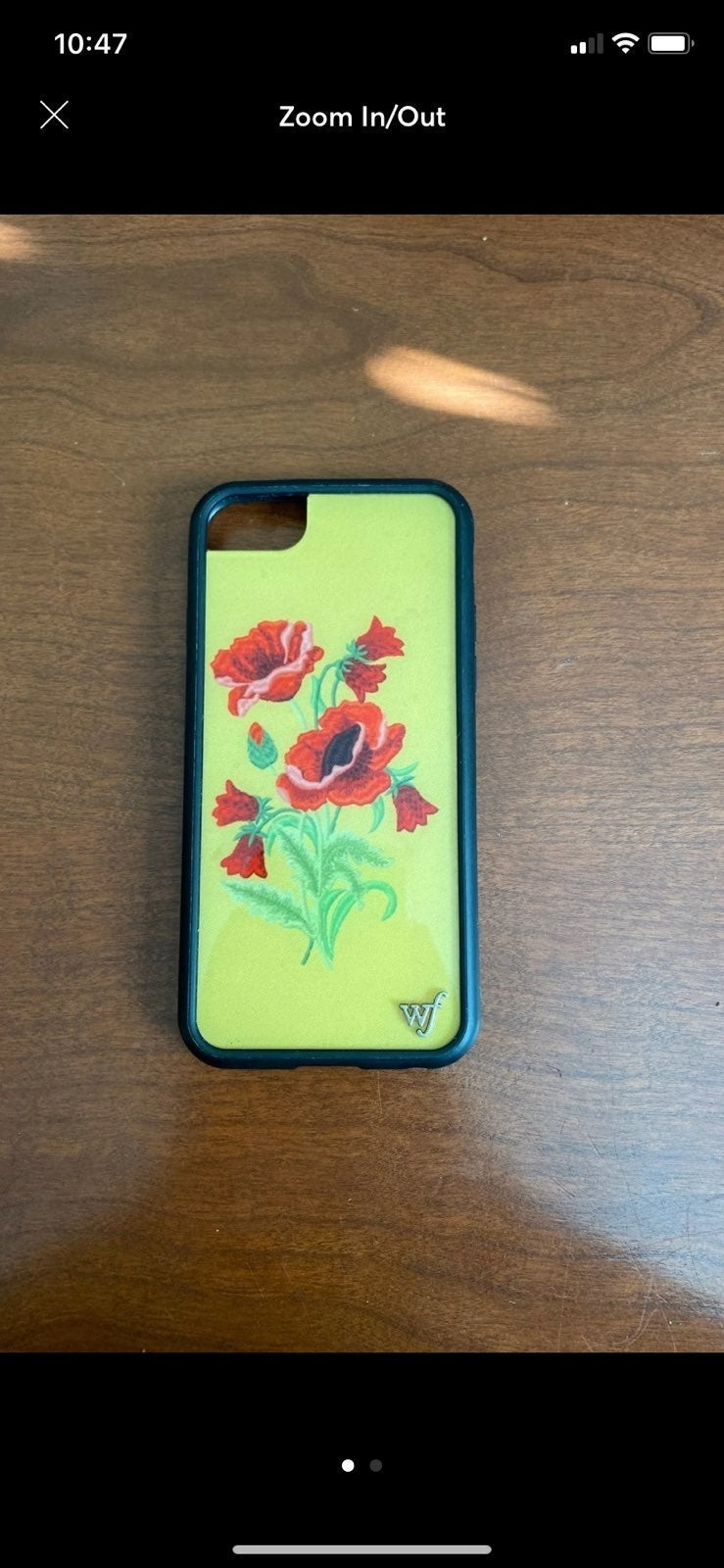 wildflower case iphone 8